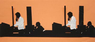 Idelle Weber, 'Office Test', 1968