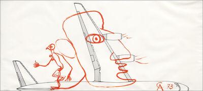 Alexander Calder, 'Untitled', ca. 1973