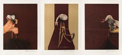 Francis Bacon, 'Triptyque 1944', 1944