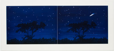 Richard Bosman, 'Nightscape', 1992