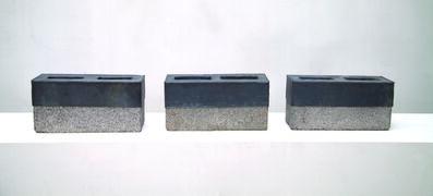 Alberto Montaño Mason, 'Cinder Blocks for my Father', 2005