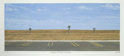 Julie Bozzi, 'Parking Lot Near Ocean', 2013