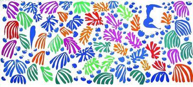 Henri Matisse, 'LA PERRUCHE AT LA SIRENE'', 1954