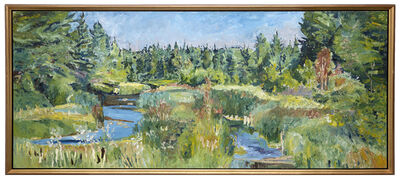 Dorothy Knowles, 'Waskesui in July (OC-16-89)', 1989
