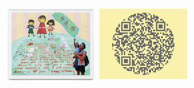 Amanda Heng, 'Quek Siew Chew - A Choice - www.stpi.com.sg/AH-wearetheworldtheseareourstories2017/joy-achoice.htm', 2016