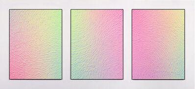Michael Staniak, 'HDF_103 (triptych) ', 2018