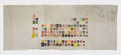 Katie Herzog, 'Periodic Table of Elements', 2008