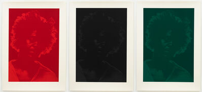 Lyle Ashton Harris, 'Triptych', 2014