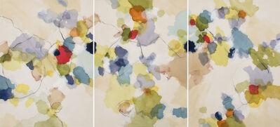 Cynthia Knapp, 'Found Objects V Triptych', 2019