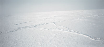 Armin Linke, 'Ice pack, Artic North Pole', 2001