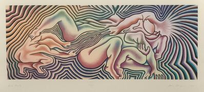 Judy Chicago, 'Birth Trinity', 1985