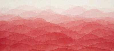 Minjung Kim, 'Red Mountain', 2012