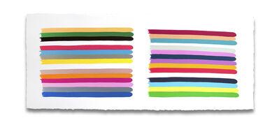 Jessica Snow, 'Color Stacks Plural 4', 2014