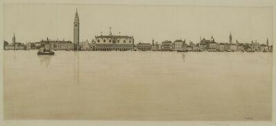 John Taylor Arms, 'Venice', 1930