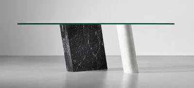 Massimo Vignelli, 'Rare 'Pisa' table', circa 1985