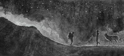 Hans Op de Beeck, 'The Night Walkers (7)', 2020