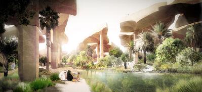 Thomas Heatherwick, 'Al Fayah Park, Abu Dhabi', 2010