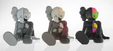 KAWS, 'Resting Place ( Set of 3 )', 2013