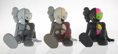 KAWS, 'Resting Place Companion (set of 3)', 2013