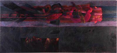 Fernando de Szyszlo, 'Paracas la noche', 2014