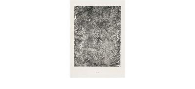 Jean Dubuffet, '9. Ontogénèse', 1959