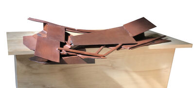 Anthony Caro, 'Table Piece CCVIII', 1974