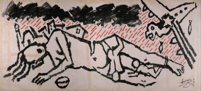 M. F. Husain, 'untitled ', 1991