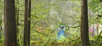 Bill Anderson, 'Graffiti'