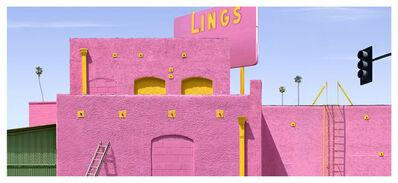 George Byrne, 'Lings ', 2019