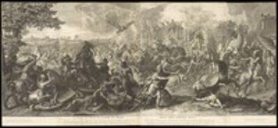 Charles Le Brun, '[Battle of Arbela]', 1674