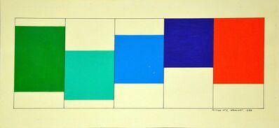 Waldo Balart, 'Ritmo no. 7', 1982