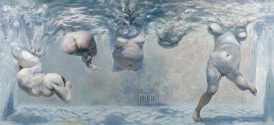Xia Xiaowan 夏小万, 'Water, Body ', 2002