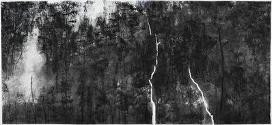 Wang Gongyi, 'Fairbanks Under the Solstice 阿拉斯加 - 冬至', 2019