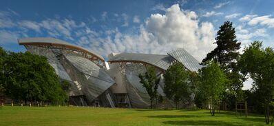 Frank Gehry, 'Fondation Louis Vuitton', 2014