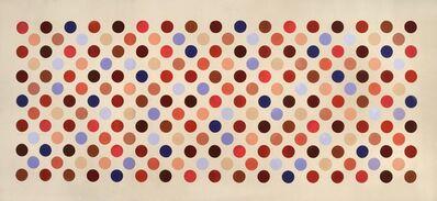 "Thomas Downing, '""Grid Sixteen"" ', 1970"