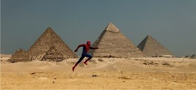 David Kassman, 'Pyramid/Spiderman Project', 2010