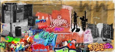 Nelson Fabiano, 'Shadow People Of NYC', 2015