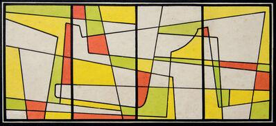 María Freire, 'Composición en 4 espacios', c.1955