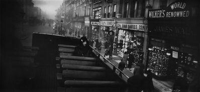 Jacques Henri Lartigue, 'Bibi a Londres, Octobre', 1926