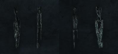 Pascal Morabito, 'Black ancestor', 2012