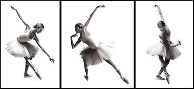 Ognian Zekoff, 'Ballet X, XI, XII (Triptych) ', 2020