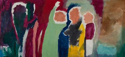 Harold Garde, 'The Gathering', 2014