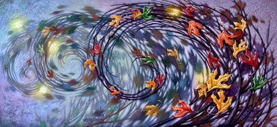 Joe Berezansky, 'Whirling Winds'