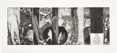 Jasper Johns, 'The Seasons', 1989