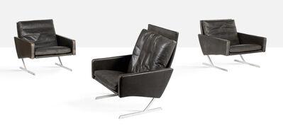 Preben Fabricius, 'Pair of lounge chairs', circa 1970