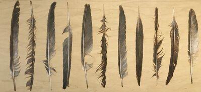 Alexandra Bowers, 'Found Feathers I', ca. 2016