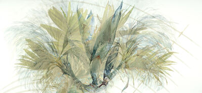 Christine Neill, 'Five Stages of Palm with Bees', 2012-2014