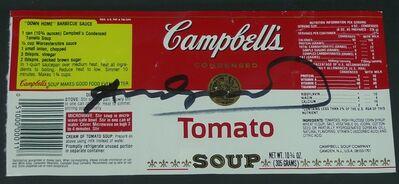 Andy Warhol, 'Campbells Soup Label'