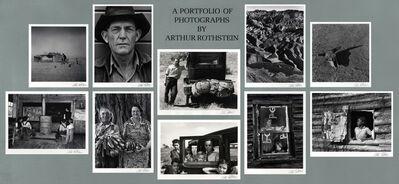 Arthur Rothstein, 'A Portfolio of Photographs by Arthur Rothstein', 1936-1940