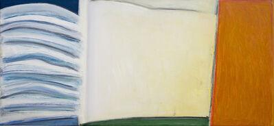 Michael Dailey, 'Yellow Beach, Nightfall', 1985